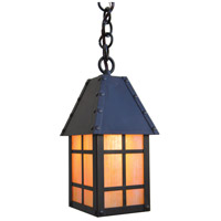 Arroyo Craftsman HAH-5OF-MB Hampton 1 Light 5 inch Mission Brown Pendant Ceiling Light