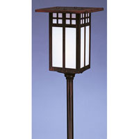 Arroyo Craftsman Glasgow 1 Light Pathway Light in Bronze LV12-G6LWO-BZ