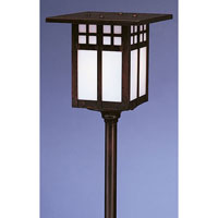 Arroyo Craftsman Glasgow 1 Light Pathway Light in Bronze LV12-G6WO-BZ