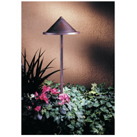 Arroyo Craftsman Berkeley 1 Light Pathway Light in Bronze LV18-B8R-BZ