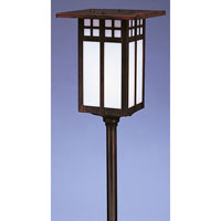 Arroyo Craftsman Glasgow 1 Light Pathway Light in Bronze LV18-G6LWO-BZ