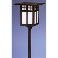 Arroyo Craftsman Glasgow 1 Light Pathway Light in Bronze LV18-G6WO-BZ