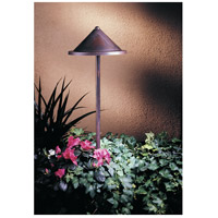 Arroyo Craftsman Berkeley 1 Light Pathway Light in Bronze LV24-B8R-BZ
