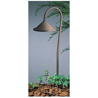 Arroyo Craftsman Berkeley 1 Light Pathway Light in Rustic Brown LV27-B8R-RB