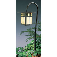 Arroyo Craftsman Glasgow 1 Light Pathway Light in Bronze LV27-G6GW-BZ