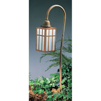 Arroyo Craftsman Pasadena 1 Light Pathway Light in Raw Copper LV36-P6F-RC