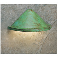 Berkeley 1 Light 3 inch Verdigris Patina Outdoor Wall Mount