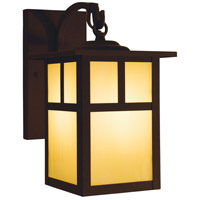 Rustic Craftsman Outdoor Wall Lights