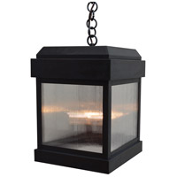 Sydney 4 Light 12 inch Bronze Outdoor Pendant