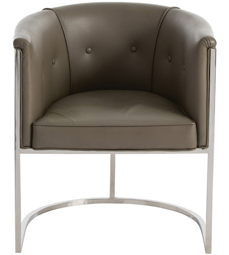 Polished Nickel Chairs