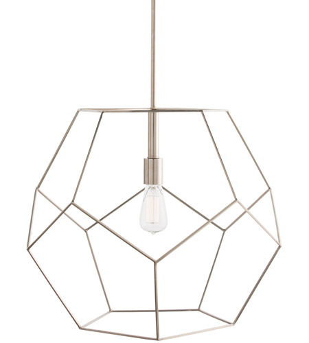 Arteriors 41004 mara 1 light 24 inch polished nickel pendant ceiling arteriors 41004 mara 1 light 24 inch polished nickel pendant ceiling light large aloadofball Images