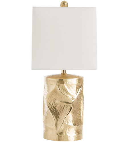Arteriors 44018 887 delores 25 inch 150 watt matte brasspolished arteriors 44018 887 delores 25 inch 150 watt matte brasspolished brass table lamp portable light square aloadofball Image collections