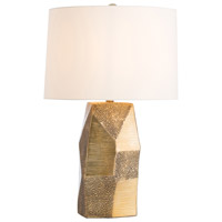 Arteriors 17768-633 Sweeney 27 inch Gold Ceramic Table Lamp Portable Light