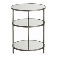 Percy 19 inch Zinc End Table