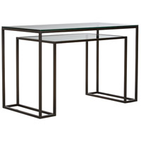 Twain 48 X 23 inch Natural Iron Desk Home Decor