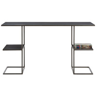 Tapley 56 X 22 inch Natural Iron Desk Home Decor