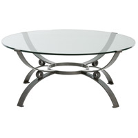 Sheldon Natural Iron Cocktail Table Home Decor