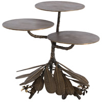 Spiegel Antique Brass Side Table Home Decor