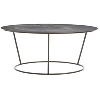 Sequoia Natural Iron Cocktail Table Home Decor