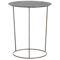 Sequoia Natural Iron Side Table Home Decor