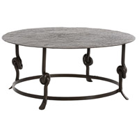 Arnot Natural Iron Cocktail Table Home Decor