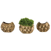 Dakota 9 X 6 inch Vases, Set of 3,Oval