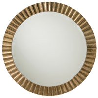 Ainsley Antique Brass Wall Mirror Home Decor
