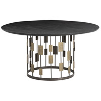 Arteriors 2819 Hughes 60 inch Bronze Dining Table