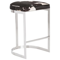 Arteriors 2855 Howell 31 inch Polished Nickel Bar Stool