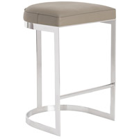 Arteriors 2857 Howell 31 inch Polished Nickel Bar Stool