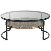 Arteriors 2986 Higgens Natural Cocktail Table Home Decor
