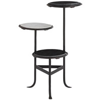 Hubert 18 inch Natural Cigarette Table