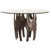 Arteriors 4051-54 Naomi 54 inch Antique Bronze Dining Table