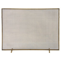 Arteriors 4201 Gita 40 X 31 inch Fireplace Screen
