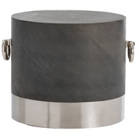 Neil 27 X 20 inch Polished Nickel Side Table