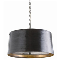 Arteriors 42466 Anderson 3 Light 23 inch English Bronze Pendant Ceiling Light