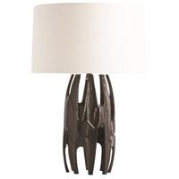 Arteriors 44150-968 Naomi 31 inch 150 watt Antique Bronze Table Lamp Portable Light