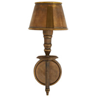 Arteriors 44422 Ramon 1 Light 6 inch Antique Brass Sconce Wall Light