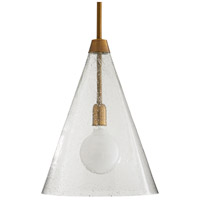 Arteriors 46426 Weiss 1 Light 14 inch Seedy Glass Pendant Ceiling Light