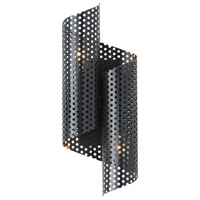Arteriors 49043 Helman 2 Light 6 inch Bronze Sconce Wall Light
