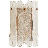 Arteriors 49168 Mugler 1 Light 6 inch Clear Wall Sconce Wall Light