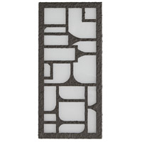 Arteriors 49181 Shani 2 Light 16 inch Aged Iron Outdoor Sconce