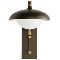 Arteriors 49200 Stanwick 1 Light 22 inch Aged Brass with Antique Brass Accents Outdoor Sconce