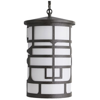 Arteriors 49222 Shani 3 Light 14 inch Aged Iron Outdoor Pendant