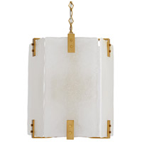 Arteriors 49344 Tomlin 10 Light 16 inch Antique Brass Pendant Ceiling Light