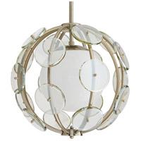 Arteriors 49346 Westport 1 Light 18 inch Pale Brass Pendant Ceiling Light