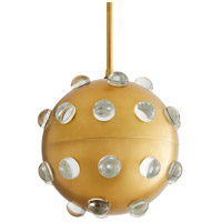 Arteriors 49348 Varsha 1 Light 14 inch Antique Brass Pendant Ceiling Light