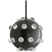 Arteriors 49349 Varsha 1 Light 14 inch Bronze Pendant Ceiling Light