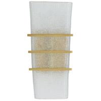 Arteriors 49372 Coleman 2 Light 6 inch Antique Brass Sconce Wall Light