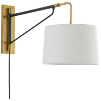 Arteriors Bronze Steel Wall Sconces